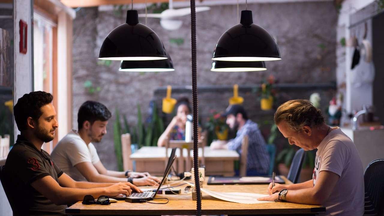 Imagem Conforto, Ergonomia e Produtividade